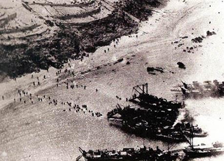 Playa de Ixdain.