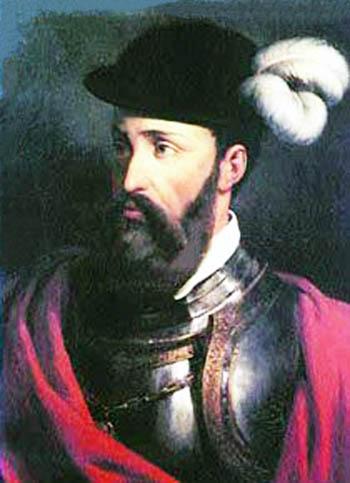 Supuesto retrato de Alonso de Ojeda.