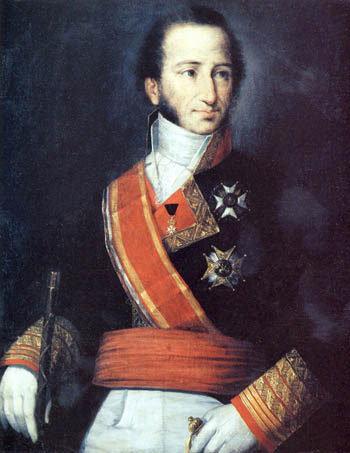 Cayetano Valdés y de Flores Bazán y Peón. Cortesía del Museo Naval. Madrid.