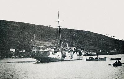 Crucero Conde de Venadito. Colección de don José Lledó Calabuig.