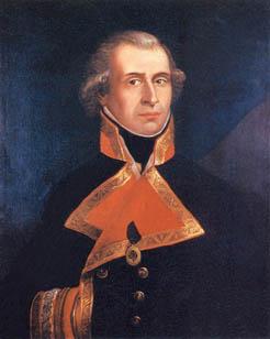 Dionisio Alcalá Galiano y de Alcalá Galiano. Cortesía del Museo Naval. Madrid.