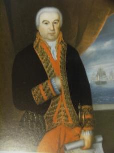 Cuatro de don Fernando Daoiz Guendica y de Aldunate. Cortesía del Museo Naval. Madrid.