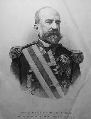Florencio Montojo y Trillo. La Ilustración Española.