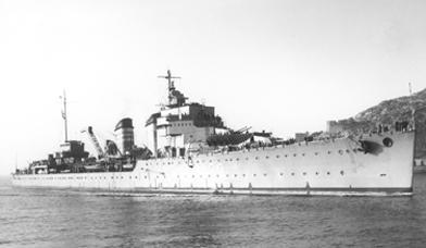 Foto del crucero Galicia. Colección Todoavante. Casaú. Cartagena.