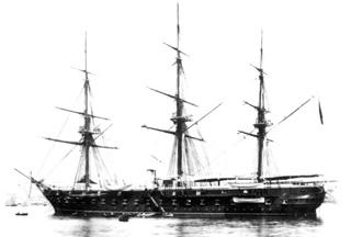 Fragata de 1ª clase Gerona.