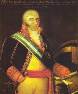 Ignacio María de Álava y Sáenz de Navarrete. Cortesía del Museo Naval de Madrid.