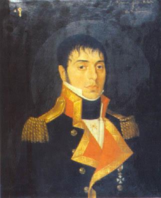 Jacinto María Aguilar Tablada y Vélez de Guevara. Cortesía del Museo Naval. Torre del Oro. Sevilla.