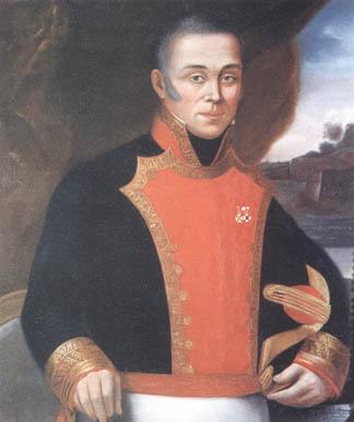 Jacinto de Romarate y Salamanca. Cortesía del Museo Naval. Madrid.