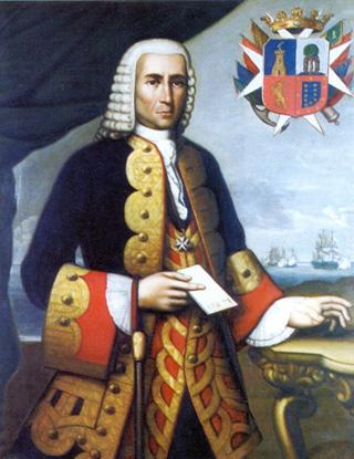 José Alonso Pizarro Muelas de Paz. Cortesía del Museo Naval. Madrid.