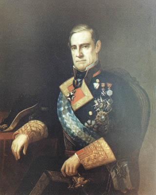 José María de Bustillo y Gómez de Barreda. Cortesía del Museo Naval. Madrid.