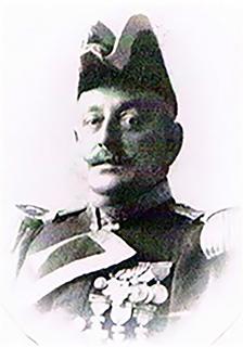 José María de Pazos y Gómez-Cólon. Capitán de navío de la Real Armada Española.