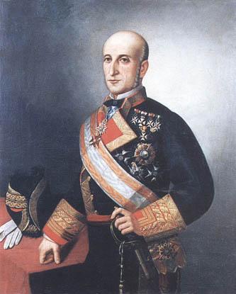 José Manuel Pareja y Rodríguez de Septien. Cortesía del Museo Naval. Madrid.