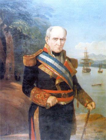José Primo de Rivera y Ortiz de Pinedo. Cortesía del Museo Naval. Madrid.