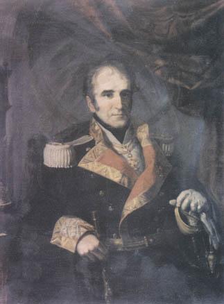 José Sánchez Cerquero. Cortesía del Museo Naval. Madrid.