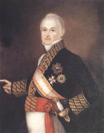 José Sartorio y Terol. Cortesía del Museo Naval. Madrid.