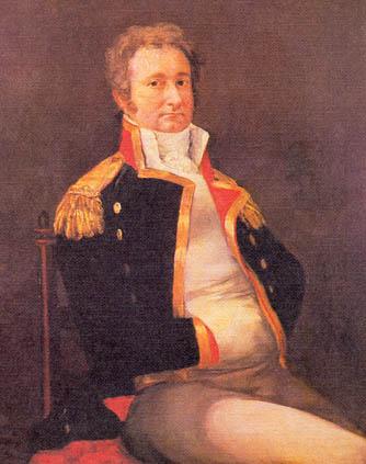 José de Vargas y Ponce. Cortesía del Museo Naval. Madrid.