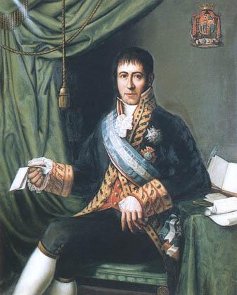José Vicente Vázquez de Figueroa y Vidal. Cortesía del Museo Naval. Madrid.