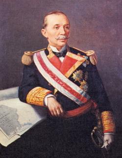 Juan Bautista Antequera y Bobadilla.Cortesía del Museo Naval. Madrid.