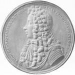 Medalla conmemorativa del apoyo a Génova.