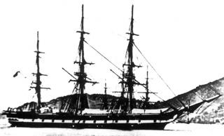 Fragata de hélice de 2ª clase Lealtad.