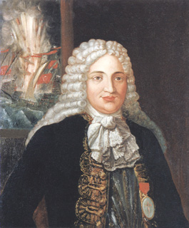 Mateo de Laya y Arámburu. Cortesía del Museo Naval.