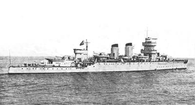 Foto del crucero Navarra. Colección Todoavante. Casaú. Cartagena.