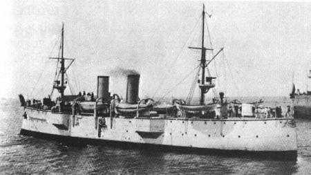 Crucero Río de la Plata. Colección de don José Lledó Calabuig.