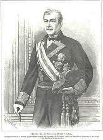 Santiago Durán y Lira. Wikipedia.