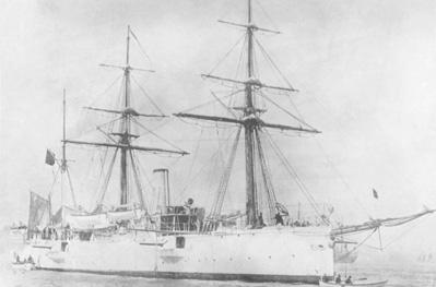 Crucero Velasco. Colección de don José Lledó Calabuig.