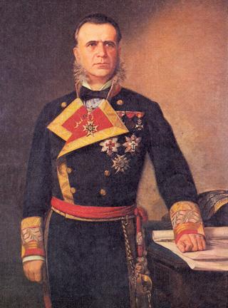 Victoriano Sánchez Barcáiztegui Acquaroni. Cortesía del Museo Naval. Madrid.